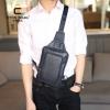 พร้อมส่ง กระเป๋าผู้ชายคาดไหล่แฟชั่นเกาหลี ใส่ ipad mini ขนาด 7.9 นิ้วได้ รหัส Man-0117 สีน้ำเงิน 1 ใบ