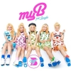 myB - 1st Single Album MY OH MY