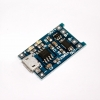TP4056 1A Micro USB Battery Charger Board (with protection)