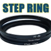 Step Ring 58mm - 77mm