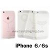 เคส iPhone 6/6s ซิลิโคนใส JZZS Jelwelly ลดเหลือ 70 บาท ปกติ 250 บาท