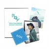 ROY KIM - 2016 SEASON'S GREETINGS [CALENDAR + NOTEBOOK + BANDANA]
