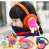 V004**พร้อมส่ง** (ปลีก+ส่ง) ที่ปิดหูกันหนาว แฟชั่นเกาหลี ด้านในมีขนนุ่มๆ กันหนาวได้ดีคะ ใส่ได้ทั้งเด็กและผู้ใหญ่