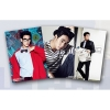 Kim Su Hyeon Asia Tour 1st Memories Asia Limited Official Goods Collection - Clear File Set (3p) พร้อมส่งค่ะ