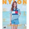 นิตยสารเกาหลี NYLON 2016-06 KIM JUN-SU (XIA), SON NA-EUN, NAM WOO-HYUN (INFINITE)