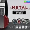 หูฟัง Metal Sport Beat Bluetooth รุ่น BT-008 ลดเหลือ 500 บาท ปกติ 1,250 บาท