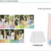 ของหน้าคอน LOVELYZ 2017 Summer Concert <Alwayz> Goods - Photocard set & paper frame