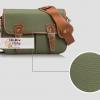 กระเป๋ากล้อง KR01-L Green canvas