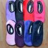 U038-3 **พร้อมส่ง** (ปลีก+ส่ง) ถุงเท้าเด็กโตวัย 5-7 ปี ใส่ในบ้าน มีกันลื่น พื้นยาว 16-18 cm.เนื้อดี งานนำเข้า ( Made in China)