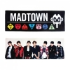 [MADTOWN OFFICIAL GOODS] MADTOWN SLOGAN ผ้าเชียร์