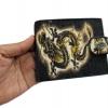 กระเป๋าสตางค์ปลากระเบน รูปมังกร Line id : 0853457150