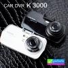กล้องติดรถยนต์ K3000 Car DVR ลดเหลือ 595 บาท ปกติ 1,750 บาท