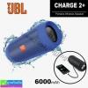 ลำโพง บลูทูธ+Power bank 6000 mAh JBL CHARGE2+ ลดเหลือ 480 บาท ปกติ 990 บาท