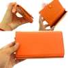 กระเป๋าสตางค์ สีส้ม