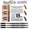 เขียนคิ้ว Cosluxe Browsup Everlasting Eyebrow Gel Pencil