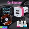 ที่ชาร์จรถ 2 USB Car Charger C201 ลดเหลือ 69 บาท ปกติ 140 บาท