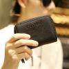 Pre-order กระเป๋าใส่บัตรเครดิส กระเป๋าใส่นามบัตร หนังนุ่ม แฟขั่นเกาหลี รหัส Man-QB116 สำเนา