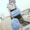 Pre-order กระเป๋าเป้สะพายหลัง เซ็ต3ใบ แฟชั่นเกาหลีน่ารัก Fashion bag รหัส G-140