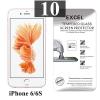 ฟิล์มกระจก iPhone 6/6s Excel แผ่นละ 19 บาท (แพ็ค 10)