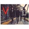 100% :100% V - Single Album Vol.1 [The Truth] + Poster in Tube