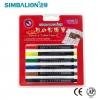 [สีเขียนผ้า] Pen Cloth painted (6 สี)