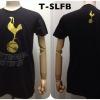 เสื้อยืด ทอตนัมฮอต สเปอร์ สีดำ T-SLFB