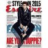 นิตยสารเกาหลี ESQUIRE April 2015 Lee Jong Suk ขึ้นปก ด้านในมี Sandara Park