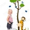 ต้นไม้วัดความสูง เพื่อเด็ก a56