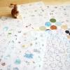 สติ๊กเกอร์ชุด : Molang Sticker V.1