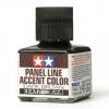 Tamiya Panel Line Accent Color (Brown)