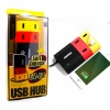 Remax แท้100% USB HUB 4 Port สีสันสดใส