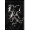 MONSTA X - Mini Album Vol.1 [TRESPASS] ไม่มีโปสเตอร์