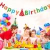 D.I.Y. - ชุดตัวอักษรปาร์ตี้ Happy Birthday