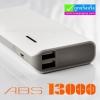 ABS Y625 Power bank แบตสำรอง 13000 mAh ลดเหลือ 390 บาท ปกติ 990 บาท