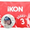 iKON BADGE [iKON SHOWTIME DEBUT CONCERT MD] bobby พร้อมส่ง