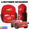 กระเป๋าเป้ lightning mcqueen ลิขสิทธิ์แท้ ราคา 275 บาท ปกติ 690 บาท