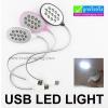 โคมไฟ USB LED LIGHT แบบพกพา ราคา 85 บาท ปกติ 210 บาท