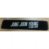[Official Goods] Jung Jun Yeong - Slogan Towel (200 Limited Edition)
