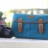 กระเป๋ากล้อง KR02 Blue canvas (M)