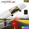 กล้องติดรถยนต์ Anytek A80 ติดกระจกมองหลัง 2 กล้อง หน้า-หลัง 1,930 บาท ปกติ 3,990 บาท