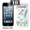 ฟิล์มกระจก iPhone 5 | ฟิล์มกระจก iPhone 5s/5c/SE 9MC แผ่นละ 29 บาท (แพ็ค 10)