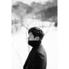 Huh Gak - Mini Album Vol.3 [Snow of April] + poster
