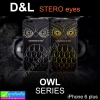 เคส D&M OWL SERIES iPhone 6 Plus ลดเหลือ 180 บาท ปกติ 450 บาท
