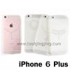 เคส iPhone 6 Plus JZZS Jelwelly ลดเหลือ 100 บาท ปกติ 250 บาท