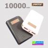 Remax Proda Power bank 10000 mAh แบตสำรอง มีจอ LCD ลดเหลือ 309 บาท ปกติ 950 บาท