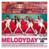 Melody Day - Single Album Vol.2 [#LoveMe] + poster