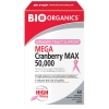 MEGA 50000 cranberry MAX 60capsule. ราคา. แครนเบอร์รี่ แมกซ์ 60แคปซูล.