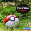 แบตสำรอง Power bank Pokeball 12000 mAh ราคา 459 บาท ปกติ 990 บาท