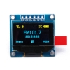 "OLED Display Module 0.96"" 128X64 (Blue & Yellow Color) - SPI Interface"