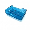 Raspberry Pi 3/2B/B+ Transparent Enclosure (Blue)